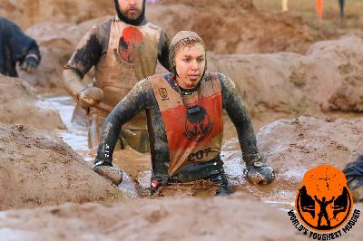 Erin Rost - 2nd Place 2019 World's Toughest Mudder