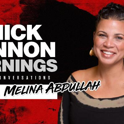 Dr Melina Abdullah joins Nick Cannon on talks on #JusticForGeorgeFloyd, Creating Peace Officers and more
