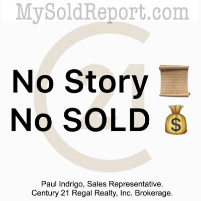Episode 138: No Story. No Sold.