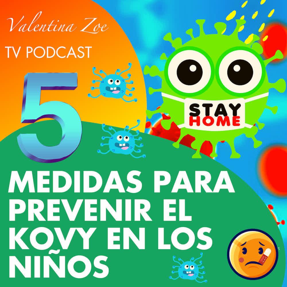 MEDIDAS para PREVENIR la PANDEMIA en los NIÑOS 👨👩👧👦 | Cuarentena