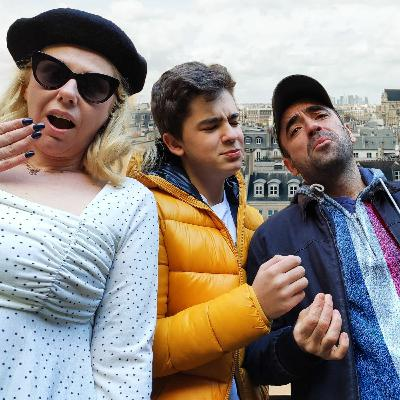 Френското кино! (Тихо, филмът започва С04Е14)