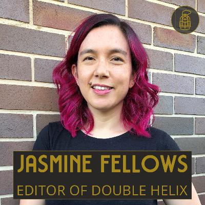 Publishing and Science Communication with Jasmine Fellows (#12)