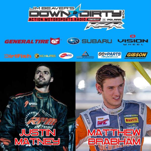 #364 – Justin Matney & Matt Brabham On Air