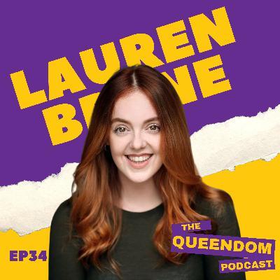 Episode 34 - Lauren Byrne