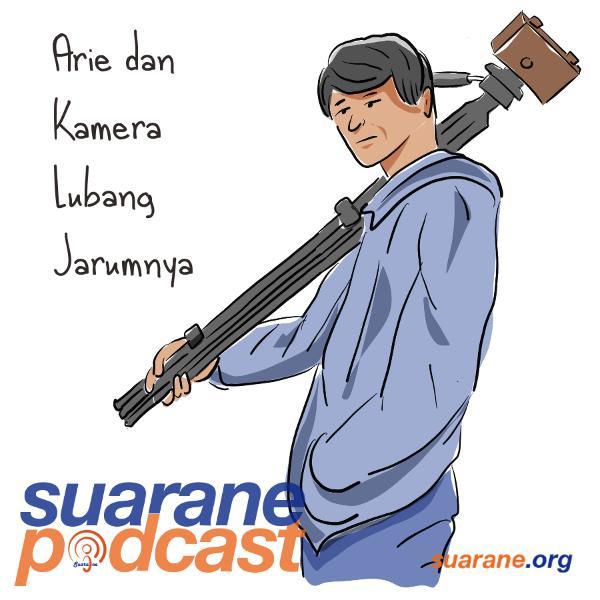 Episode 25 - Arie dan Kamera Lubang Jarumnya