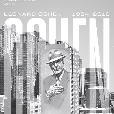 Episode 25 - Leonard Cohen