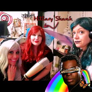 TSAF Episode 02: Hillary Skank and LeVar Burton and the Rainbow and the Butterfly