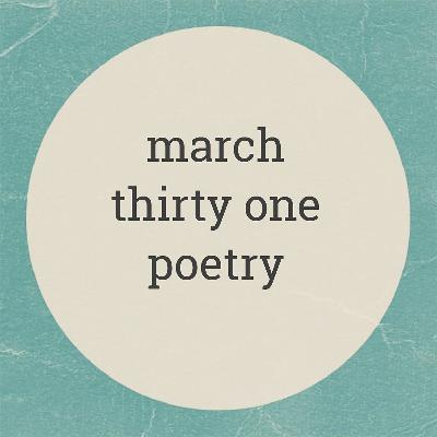 29 days of poetry. inspiration.