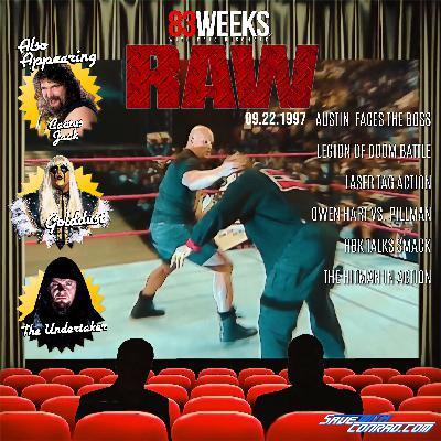 Eric Watches Raw (9-22-97)