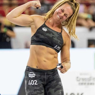 Kelly Friel - 2021 Fittest 40-44 Year Old in the World