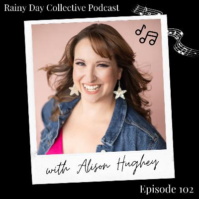 Compose your self-care with Alison Hughey... {102}