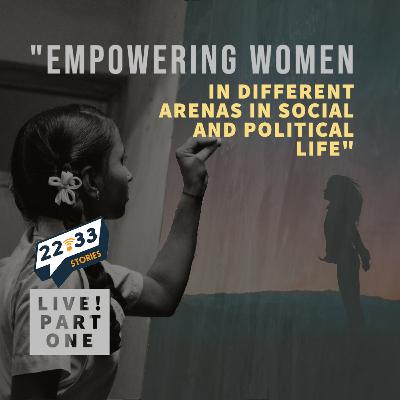 Women Heroes of Peace and Security, Part 1 (Recorded Live)