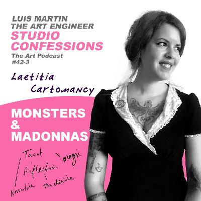 Monsters and Madonnas: Laetitia Cartomancy