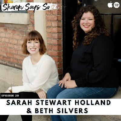 20. Humanizing Politics with Sarah and Beth from Pantsuit Politics