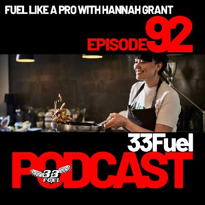 Fuel like a pro with Hannah Grant