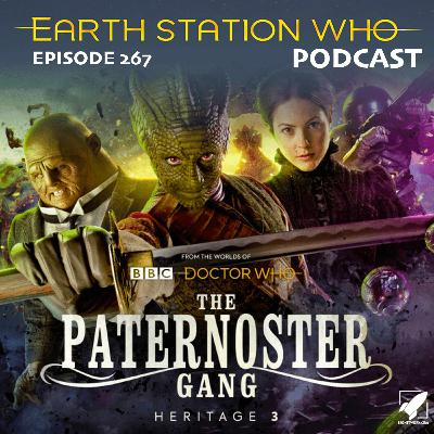 Earth Station  Who  -  The Paternoster Gang Heritage 3