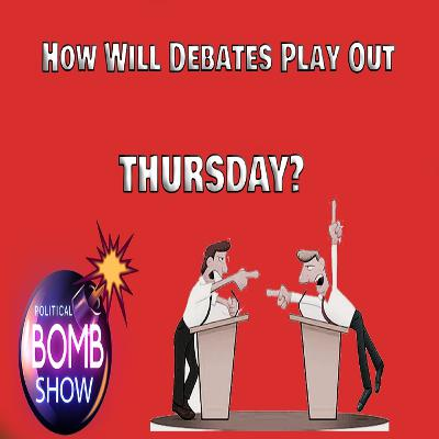 How will debate play out Thursday?