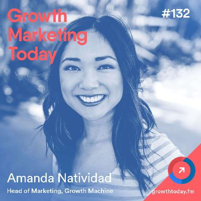 5 Email Techniques That Increased Growth Machine Newsletter's Open Rate to 30-40% with Amanda Natividad (GMT132)