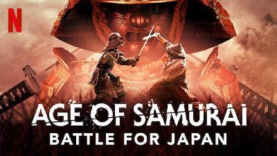 EP165 Historians Discuss Netflix's Age of Samurai: Battle for Japan P1