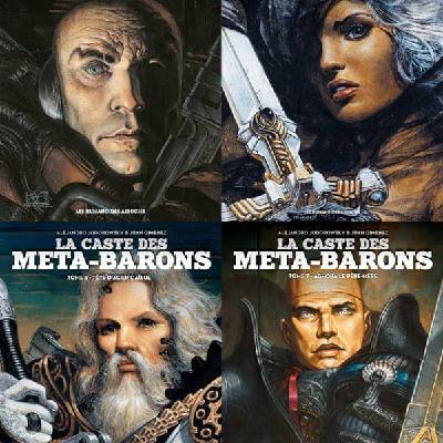 #38 La Caste des Méta-Barons - Alejandro Jodorowsky