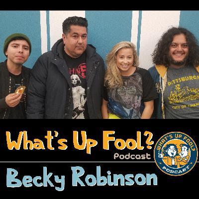 Ep 273 - Becky Robinson