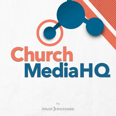 Why Your Church Needs Professional Design with Stephen Houk (The Myths of Media Part 2)