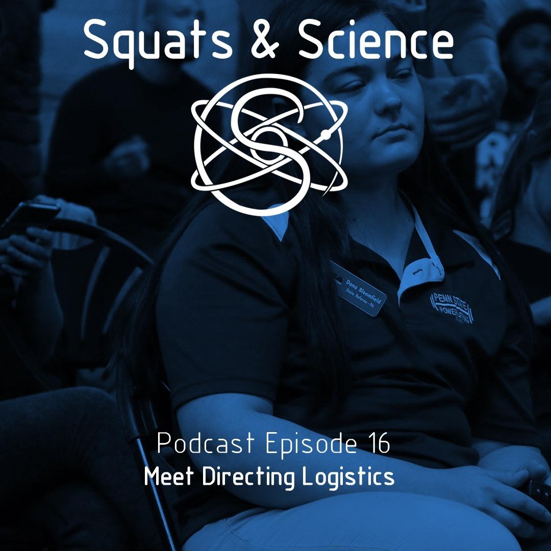 Episode 16 - Meet Directing Logistics