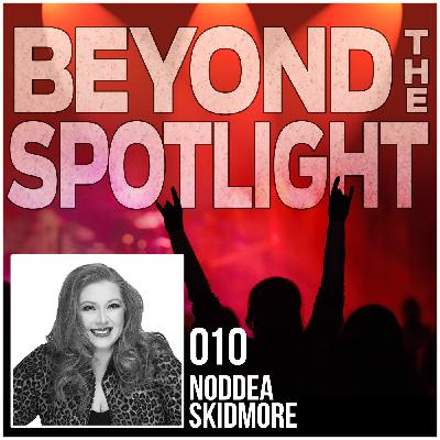 Ep. 010: Noddea Skidmore - Director of Creative & Audience Development, Circle Theatre