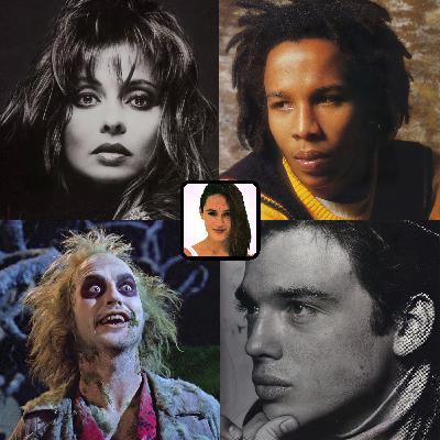 June 1988 Pop Culture: Celebrity Crushes, Ziggy Marley & Beetlejuice