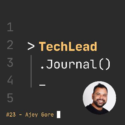 #23 - Earn People & Leadership Lessons from Hyperscaling Gojek - Ajey Gore