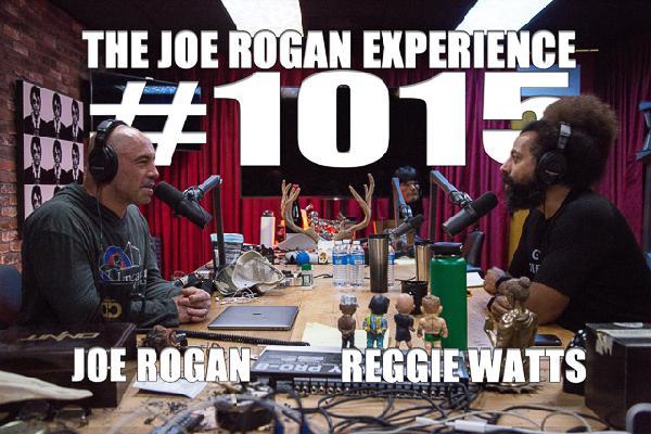 #1015 - Reggie Watts