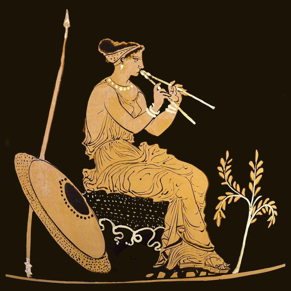 Mitologia - O mito de Aracne e Minerva