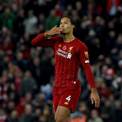 Allez Les Rouges from Dublin: Liverpool's golden title chance and how van Dijk became as influential as Gerrard