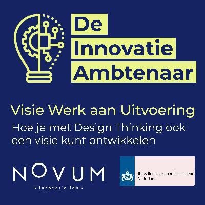Visie op gezamenlijke dienstverlening: Hoe je met Design Thinking ook een visie kunt ontwikkelen