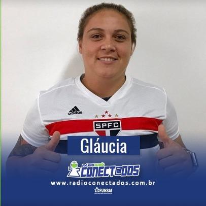 Glaucia atleta do São Paulo - Vamo Pro Jogo