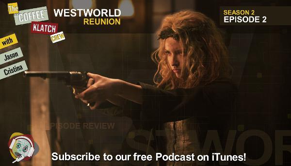 WW – Westworld S2 E2 Reunion - Westworld