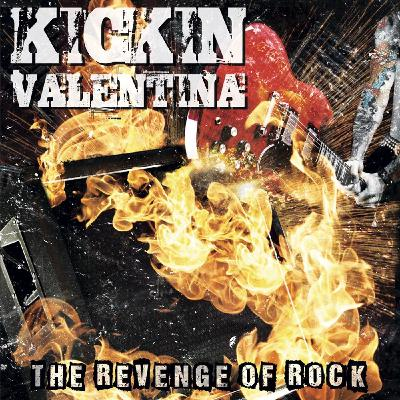 Vinylestimes 213Rock Harrag Melodica Podcast Live interview with Chris Taylor  DK Revelle of Kickin Valentina New album The Revenge of Rock