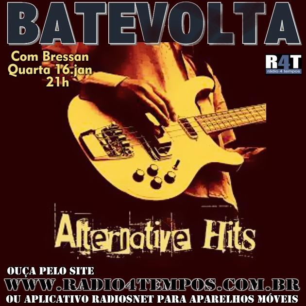 Rádio 4 Tempos - BateVolta 167:Rádio 4 Tempos