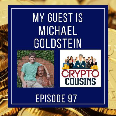 Michael Goldstein - The Satoshi Nakamoto Institute