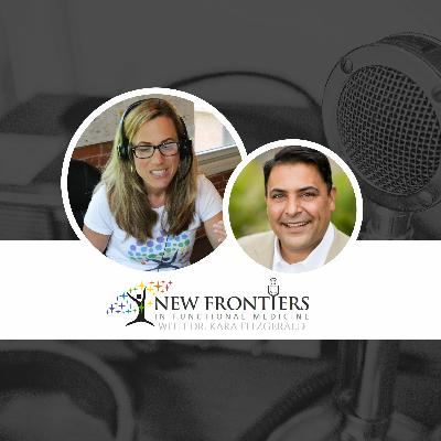 Episode 68: What's the deal with Lectins and Autoimmunity? with Dr. Datis Kharrazian