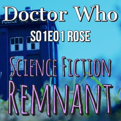 BONUS 01: TV Show: Doctor Who S01E01 Rose (2006)