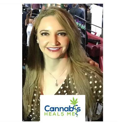 Ep 116 - Julie Mejia - Cannabis for Reflex Sympathetic Dystrophy
