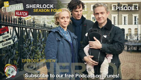 SHER - Sherlock S4 Ep1 Review - Westworld