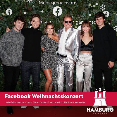 Interview mit Dieter Bohlen, Wincent Weiss, Lotte & den Lochmanns 🎄