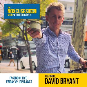 EP010: Live BBQ with expert dietitian David Bryant - The NoXcuses Show