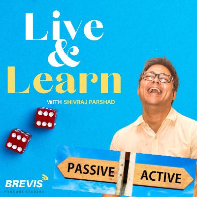 Ep. 6 Active Voice Vs. Passive Voice with Public Communication Coach Shivraj Parshad