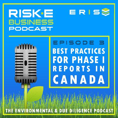 Best Practices (and worst!) For Phase I Research Reports in Canada