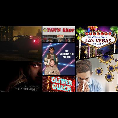 Ep. 12 The Batmobile, Glitter Gulch, Invisible Man, and Corona Virus