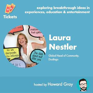 Duolingo's Laura Nestler on growing global communities