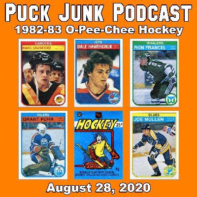 1982-83 O-Pee-Chee Hockey Cards | #68 | 8/28/2020